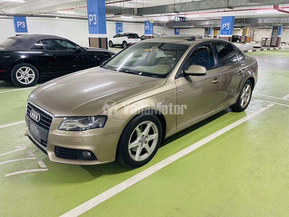 Used Audi A4  1.8L (170 HP) 2010
