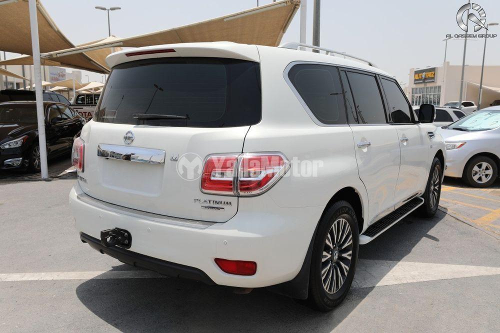 Used Nissan Patrol 5.6L LE Platinum 2013