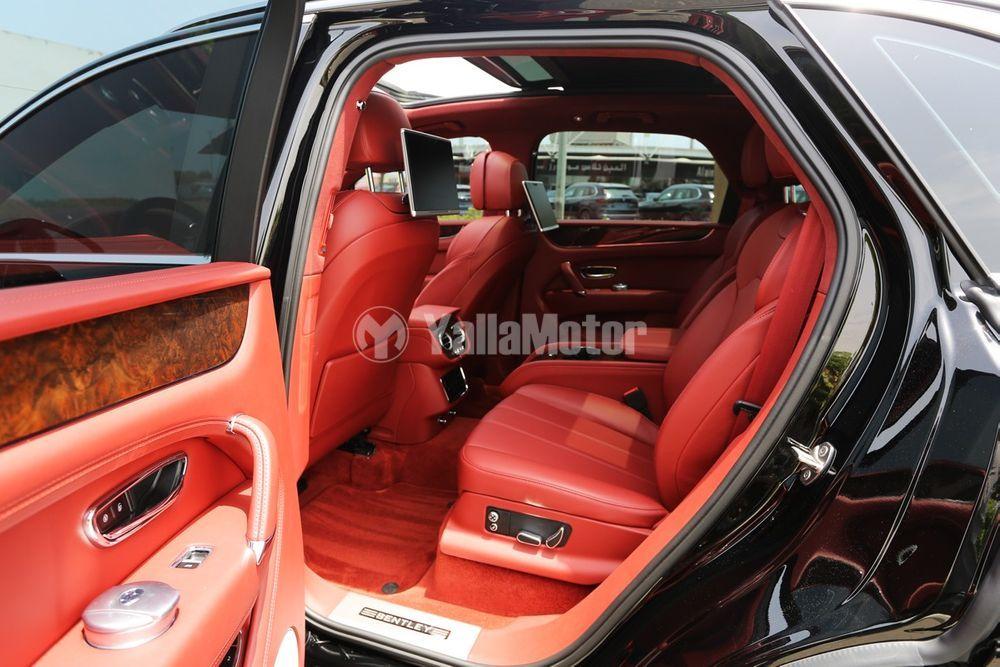 Used Bentley Bentayga 6.0L W12 2018