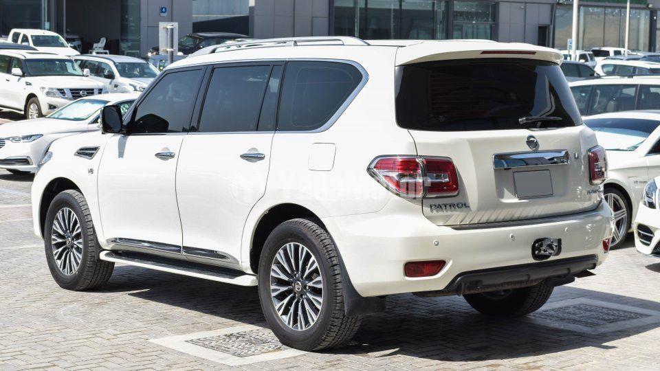 Used Nissan Patrol  SE Platinum 2016