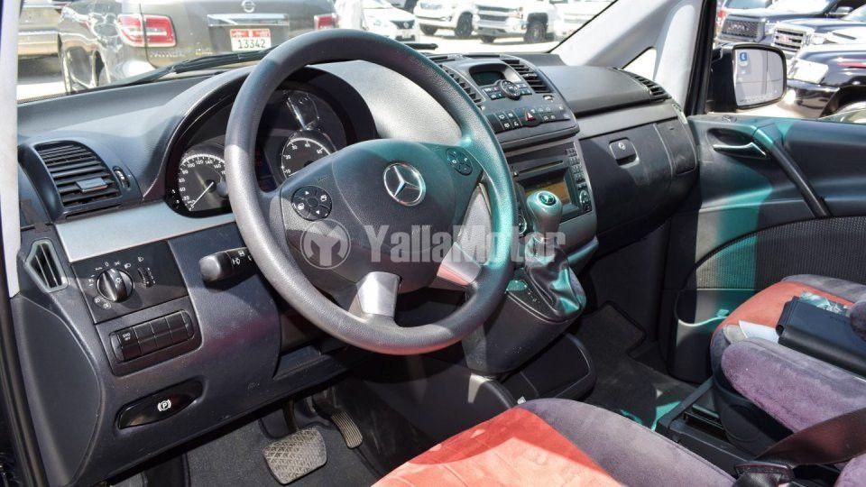 Used Mercedes-Benz Vito 2015