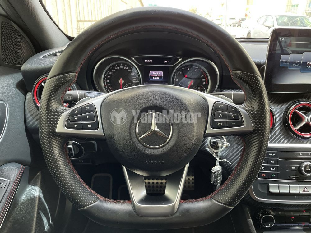 Used Mercedes-Benz A-Class 2017