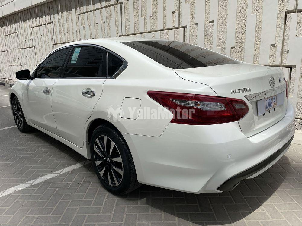 Used Nissan Altima 2018