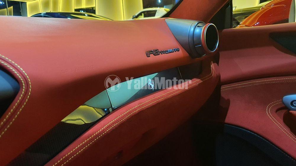 مستعملة فيراري F8 Tributo  3.9T V8 2021