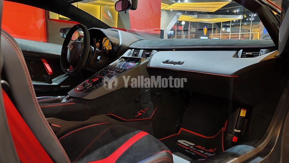 New Lamborghini Aventador SV 2016