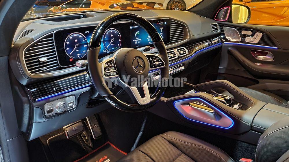 New Mercedes-Benz Maybach GLS 600 4MATIC 2021