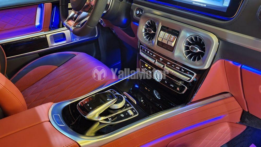 New Mercedes-Benz BRABUS G700 2021