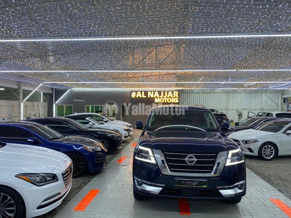 Used Nissan Armada 2020
