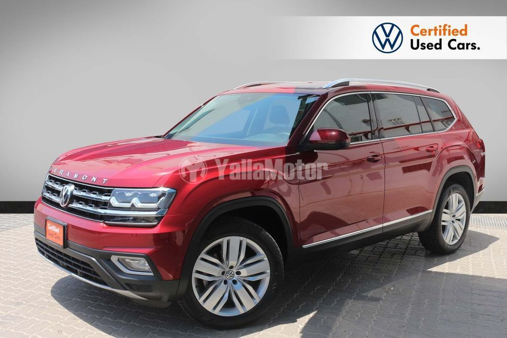 Used Volkswagen Teramont  3.6L SEL (AWD) 2019