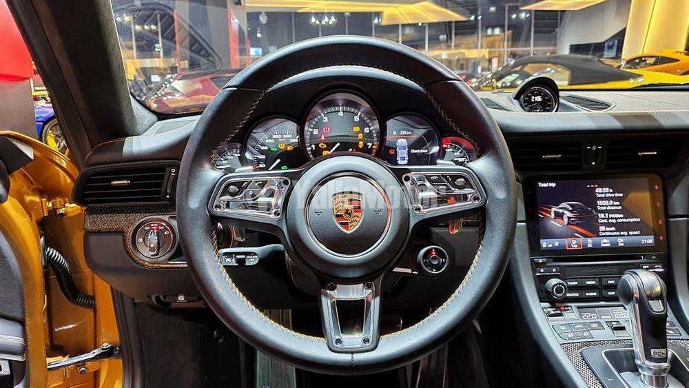Used Porsche 911 Turbo S 2018