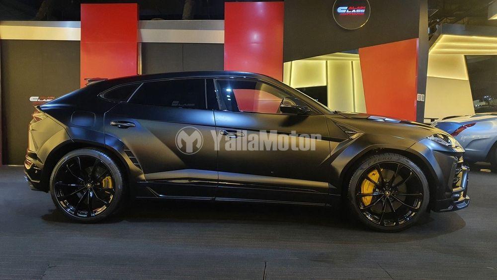 New Lamborghini Urus 4.0T V8 2021
