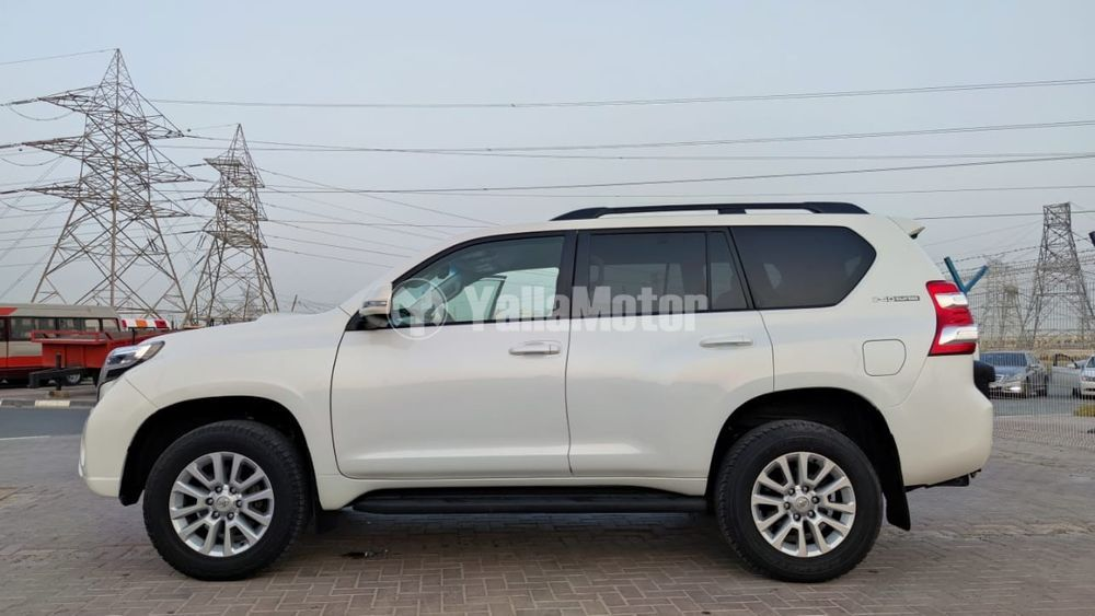 New Toyota Land Cruiser Prado 2015