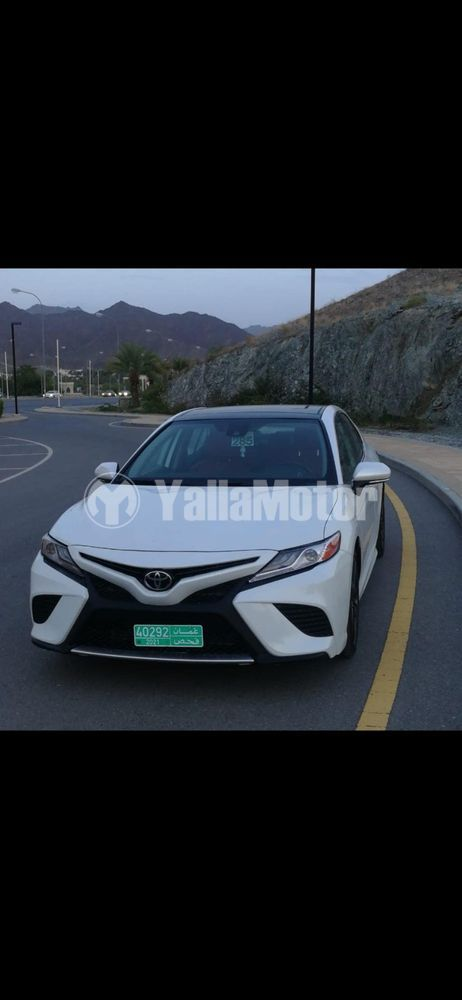 Used Toyota Camry  2.5L Limited 2019