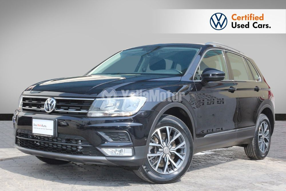 Used Volkswagen Tiguan  2.0L SE 2020