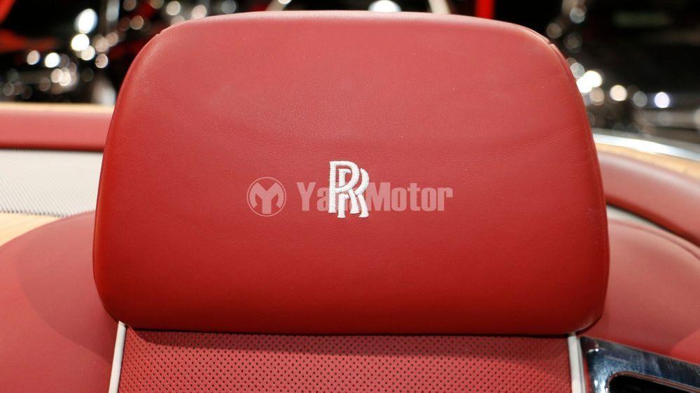 رولز رويس دون  6.6L V12 2016 مستعملة