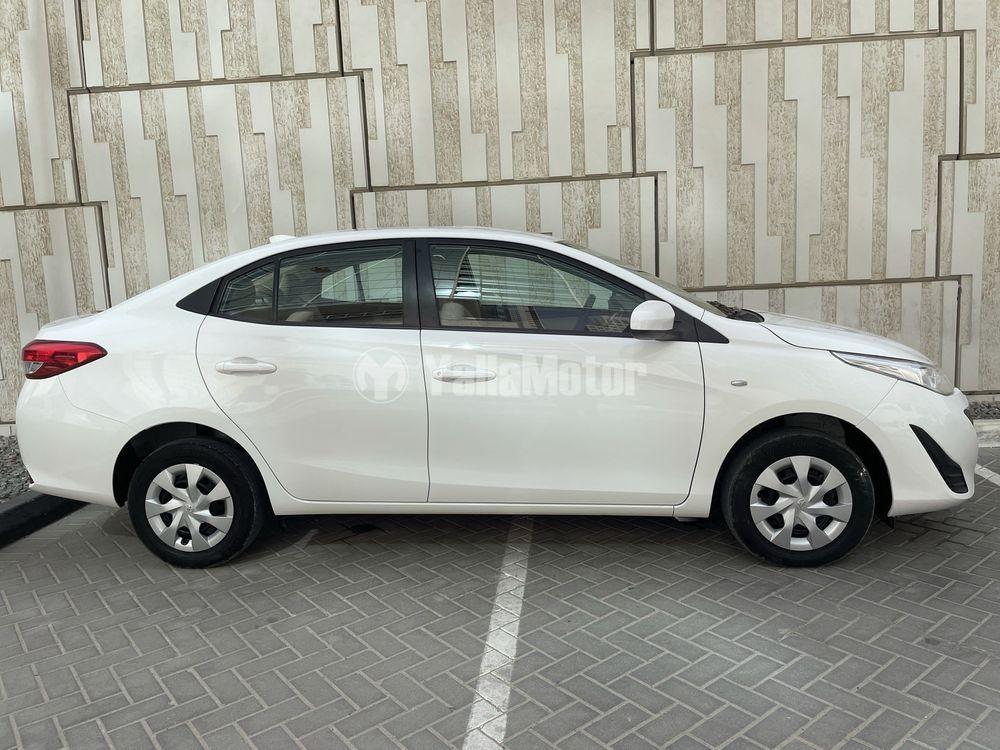 Used Toyota Yaris Sedan  1.5L SE 2019