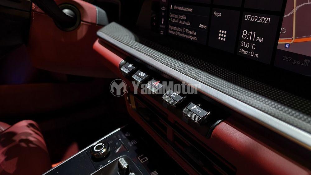 Used Porsche 911  Turbo S 2021