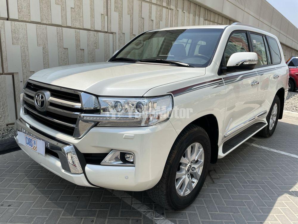 Used Toyota Land Cruiser  4.6 GXR 2020