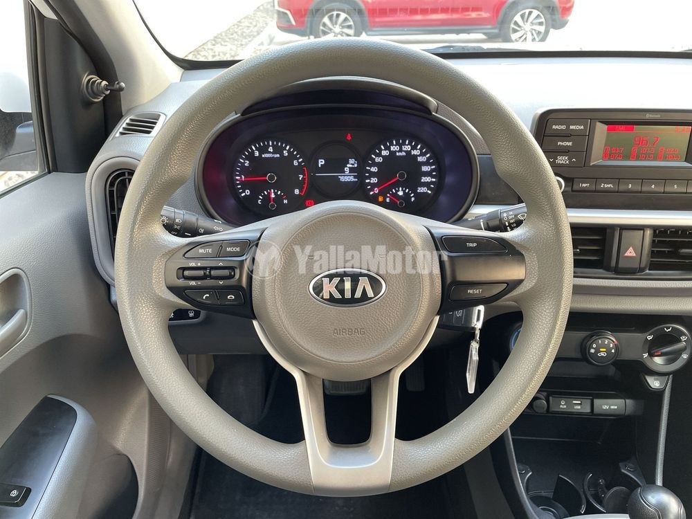 Used Kia Picanto  1.2L Mid Option 2019