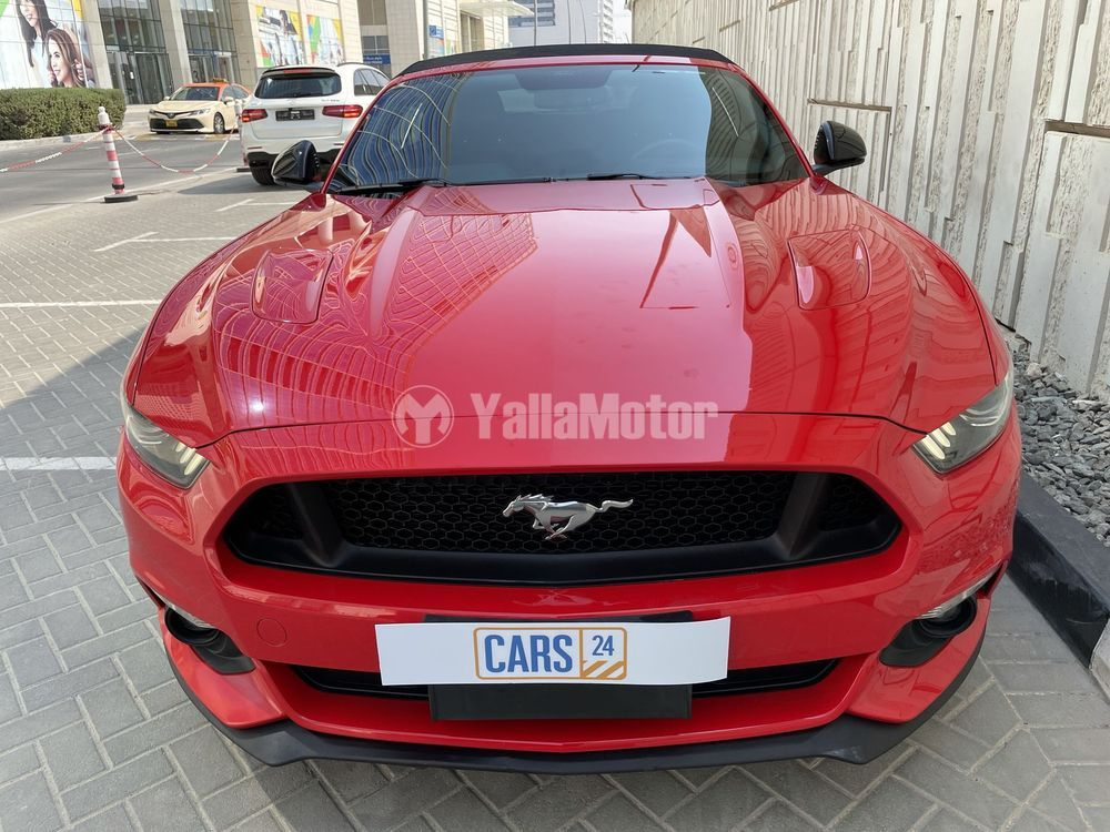 Used Ford Mustang Convertible  5.0L GT Premium 2016