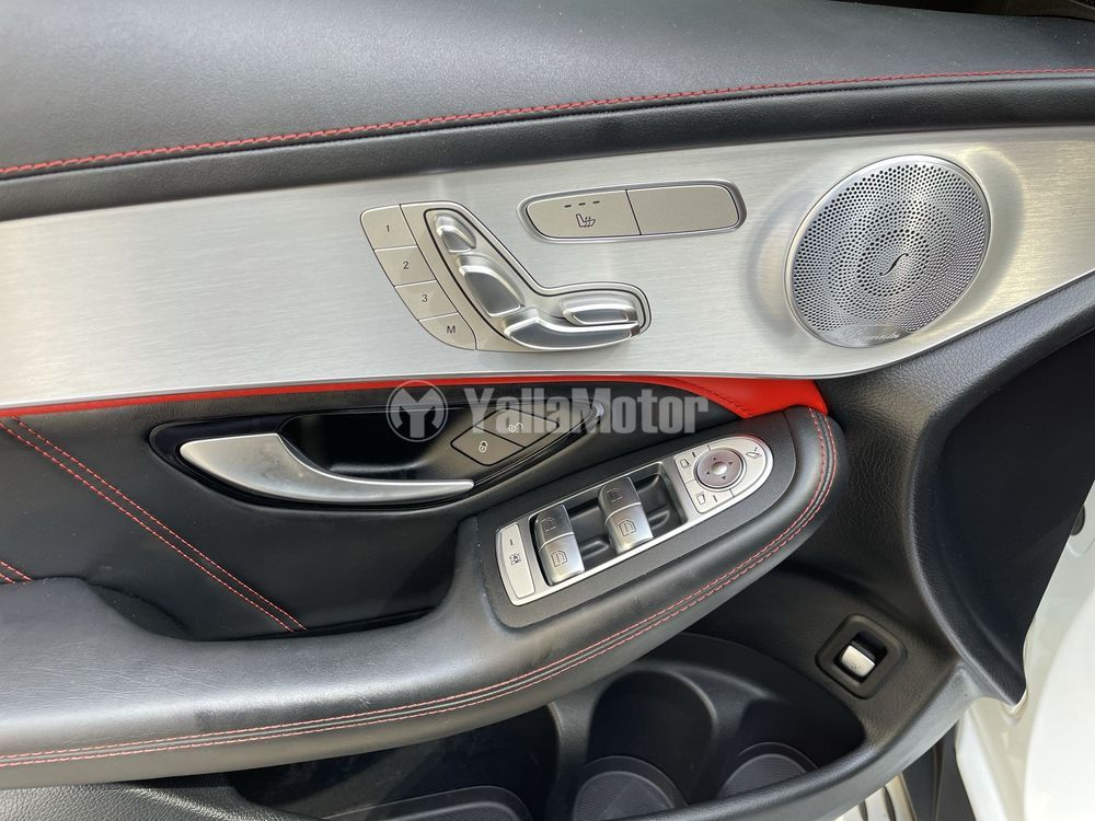 Used Mercedes-Benz GLC-Class  63 S AMG 4MATIC+ 2018