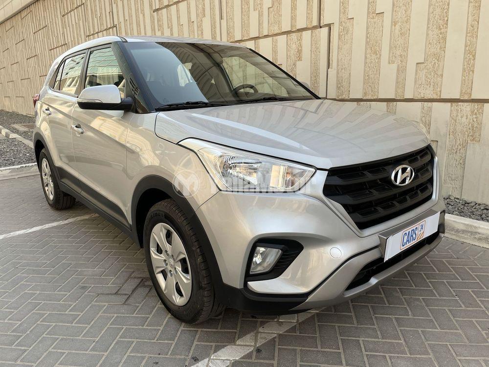 Used Hyundai Creta  1.6L Basic 2019