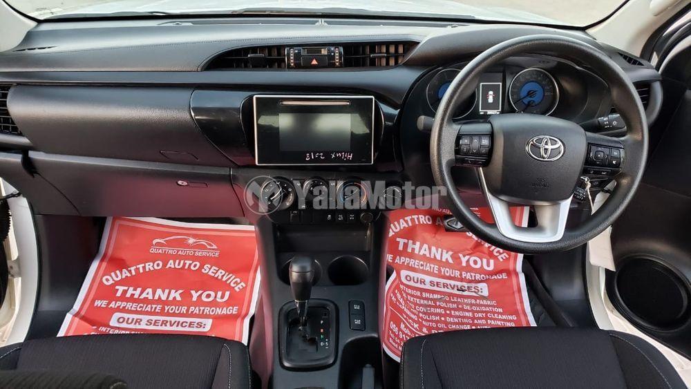 Used Toyota Hilux 2019