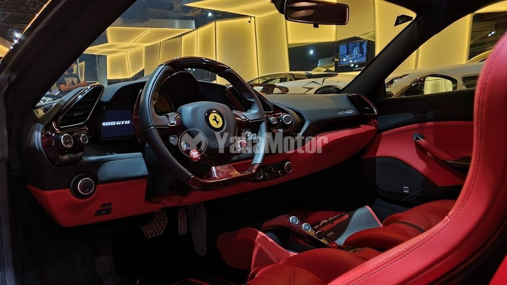 Used Ferrari 488 GTB 2019