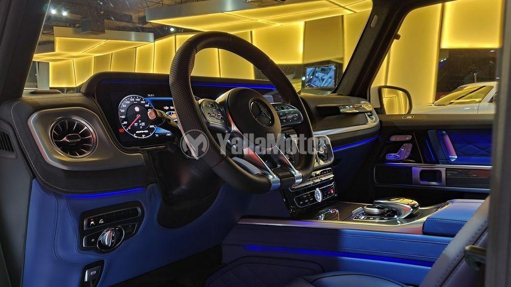 New Mercedes-Benz G 63 AMG 2021