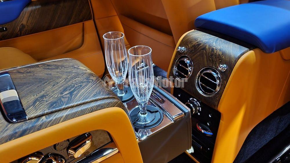 Used Rolls Royce Cullinan 6.75L Twin-Turbo 563 HP 2019