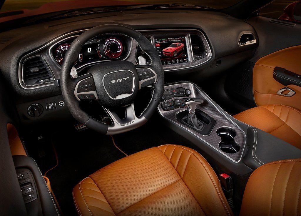 Dodge Challenger 2017 Interior