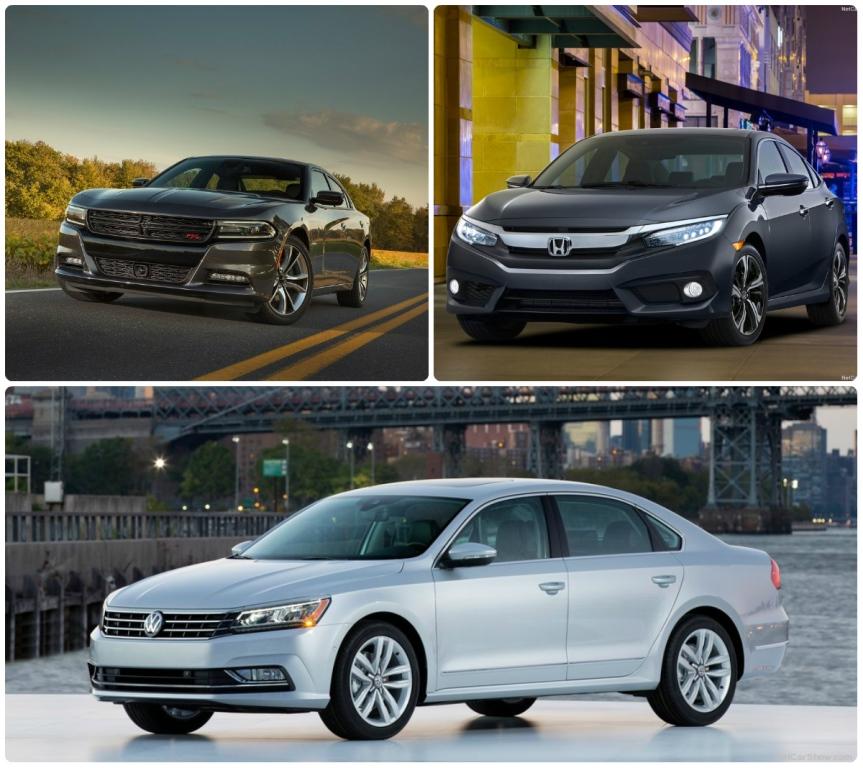 Top 3 Sedans under AED 150000