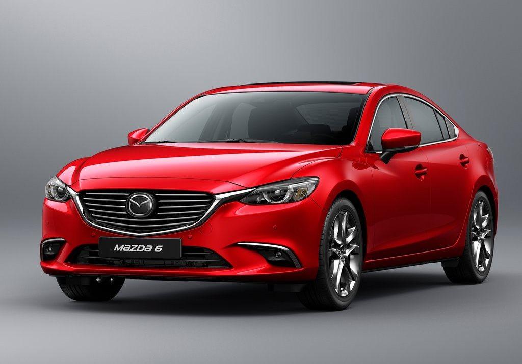 Mazda 6 2017 Front
