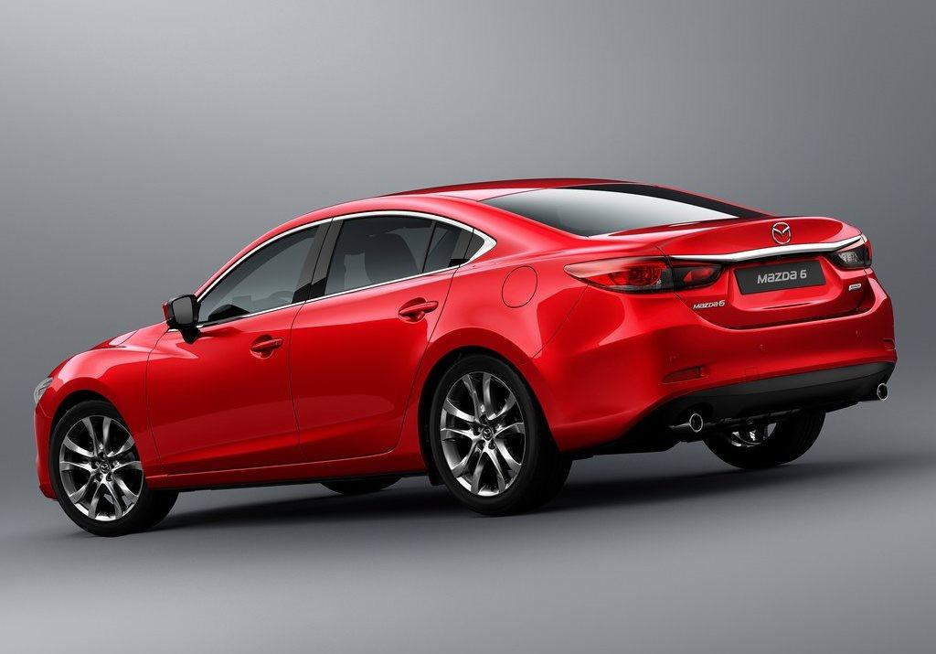 Mazda 6 2017 Rear