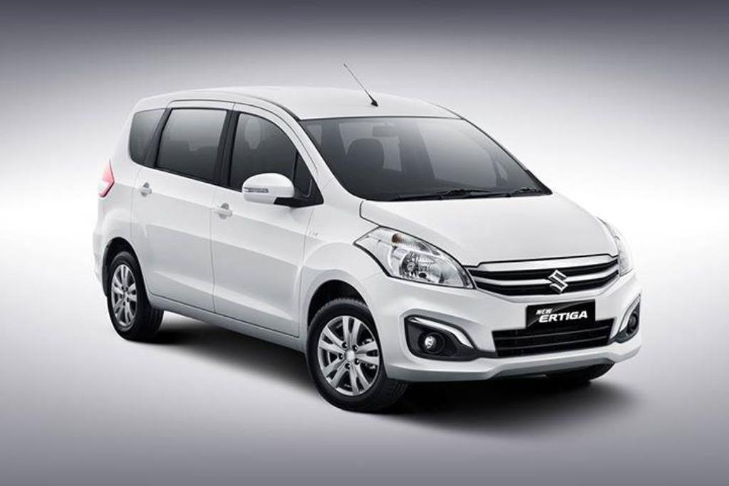 Suzuki Ertiga 2017 Front
