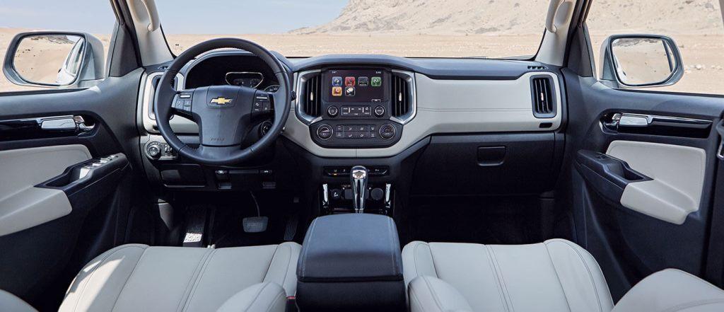 2017 Mitsubishi Pajero Vs 2017 Chevrolet Trailblazer Comparison