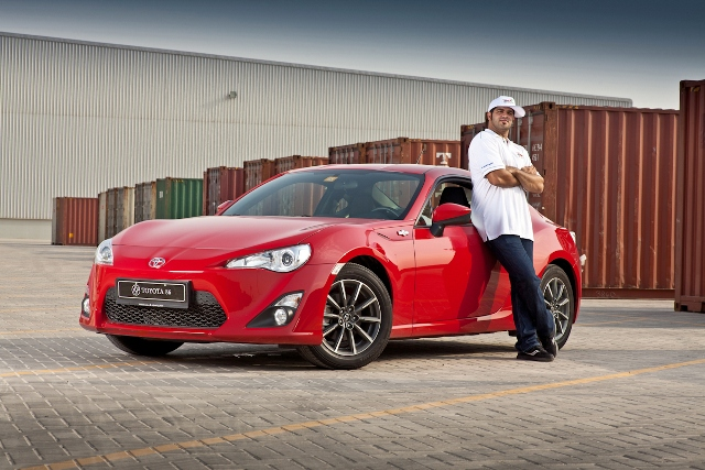 Perfect United Arab Emirates, Dubai, December 11, 2012: Toyotau0027s Iconic Sports Car,  Toyota 86, Has Topped The UAEu0027s Best Sports Coupe Category At The Middle  East ...