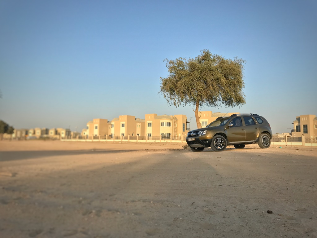 Renault Duster 2017 Front
