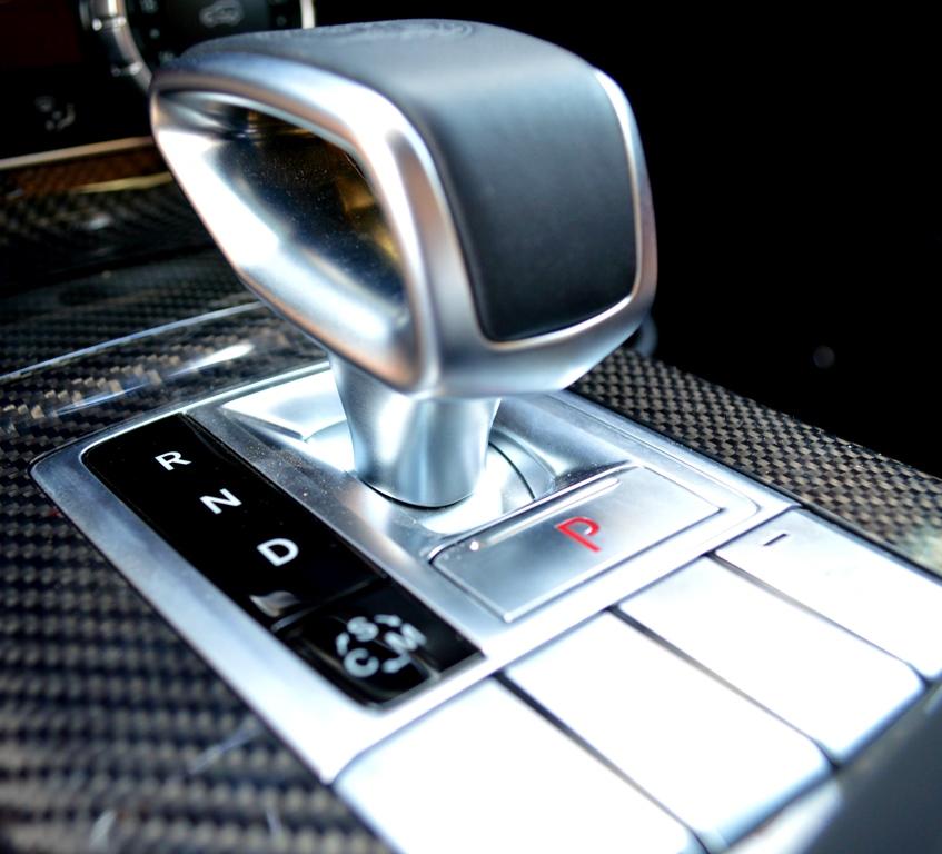 Mercedes AMG G63 2017 Interior - 3