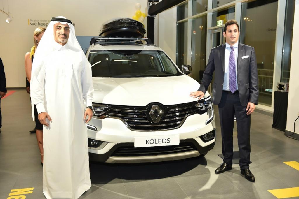 Renault Store Opening Qatar