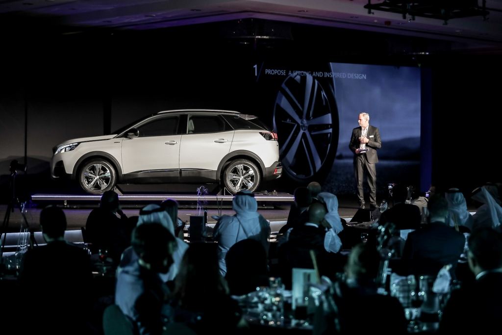 Peugeot 3008 Launch UAE - 2