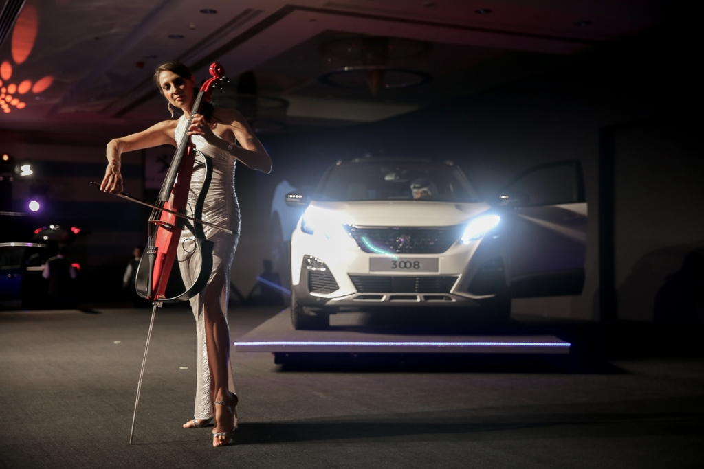 Peugeot 3008 Launch UAE - 3