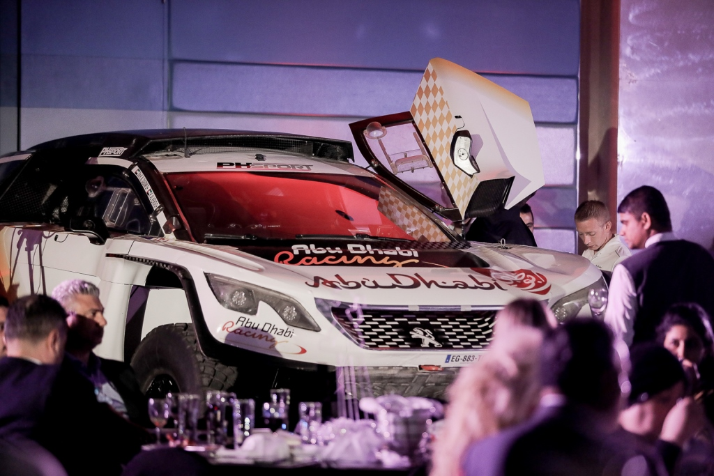 Peugeot 3008 Launch UAE - 4