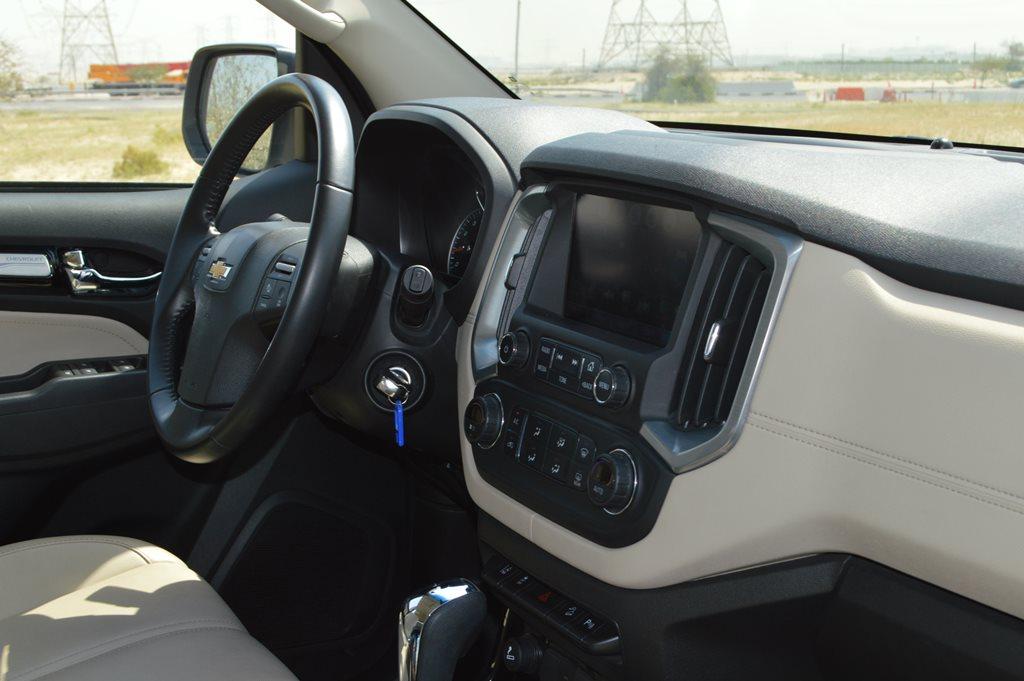 Chevrolet Trailblazer 2017 Interior