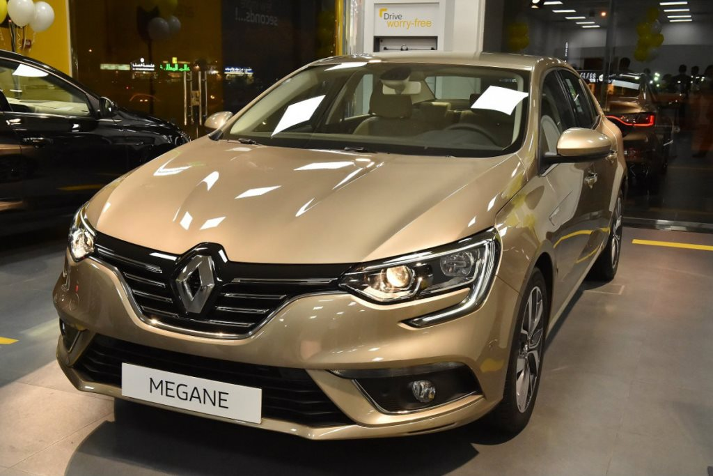 Renault Megane Launch Qatar