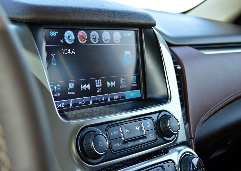 Chevrolet Tahoe 2017 Interior - 2