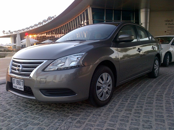Dubai, UAE   2013 Nissan Sentra Enters A Highly Competitive Segment Of  Compact Sedans And It Faces Tough Competition From 24 Models Of Various  Brands, ...