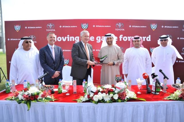 Al-Futtaim Motors signs four-year sponsorship with UAE