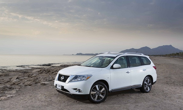 2013 Nissan Pathfinder Review: First Drive