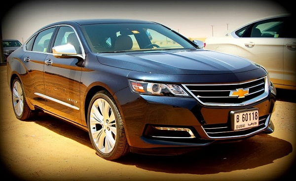 The New 2014 Impala Is Larger And More Upscale Than The Outgoing Model To  Reduce Price Overlap ...